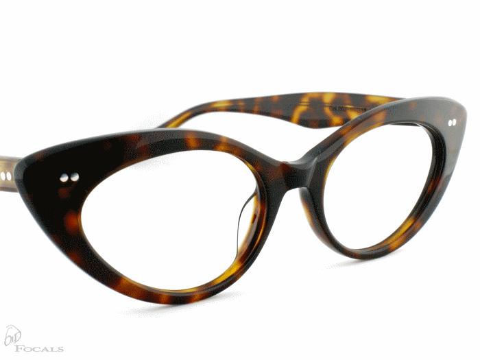 Old Focals Eyewear Design - Kim - Tortoiseshell 03
