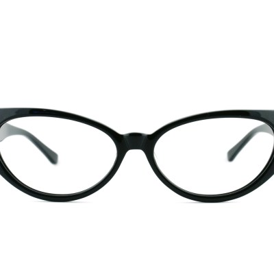 Adeline Black Cateye