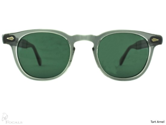 Tart Arnel Gray Smoke Sunglasses