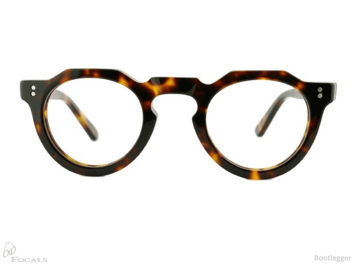 Old Focals Eyewear Bootlegger Tortoiseshell