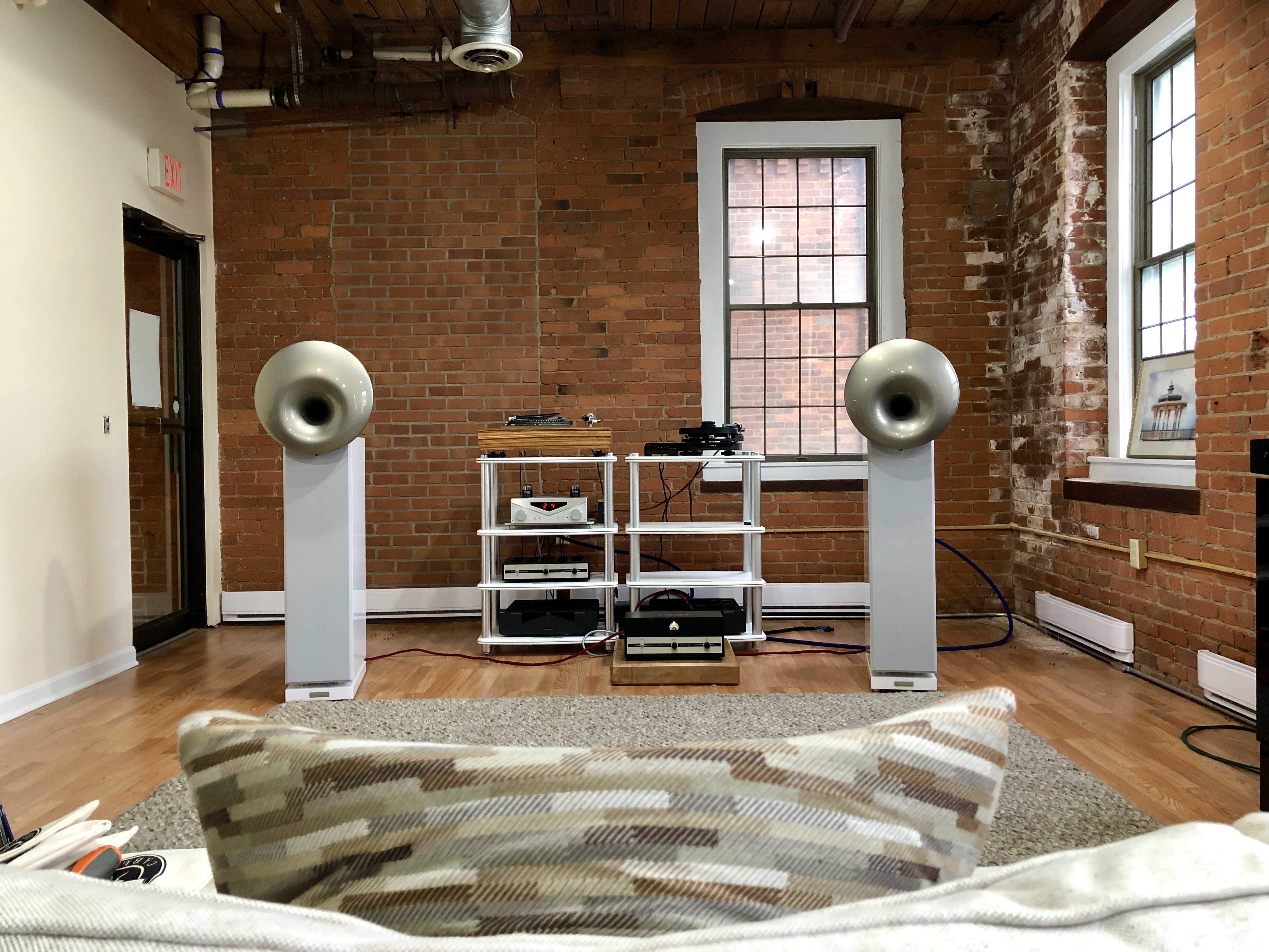 Old Forge Audio Front Room