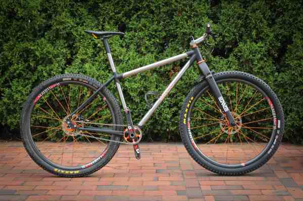 Wilco mountain bike