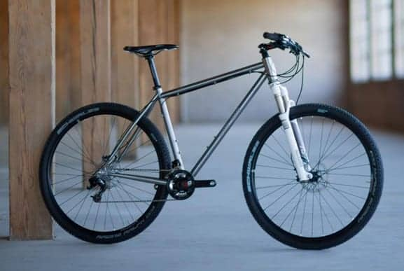 616 Bicycle Fabrication