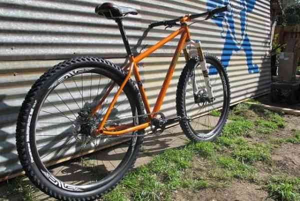 Inglis mountain bike