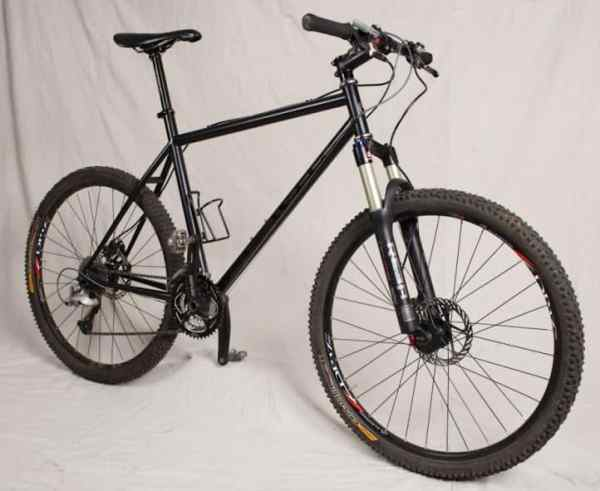 Ira Ryan mountain bike