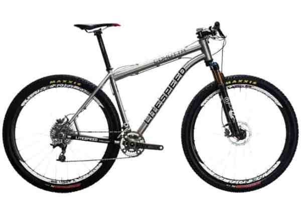 Litespeed Cohutta mountain bike