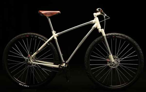 Rosene Bicycles rigid 29