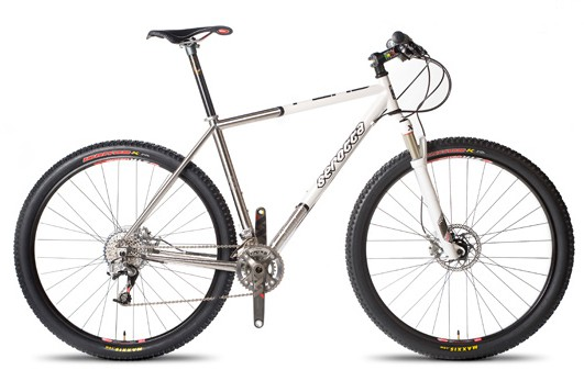 Serotta Ti Max mountain bike