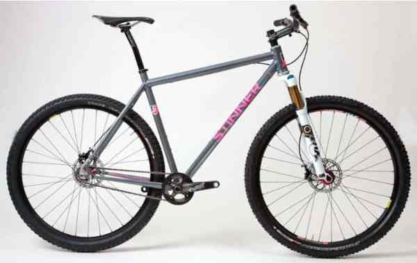 Stinner hardtail mountain bike