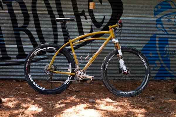 Retrotec Double mountain bike