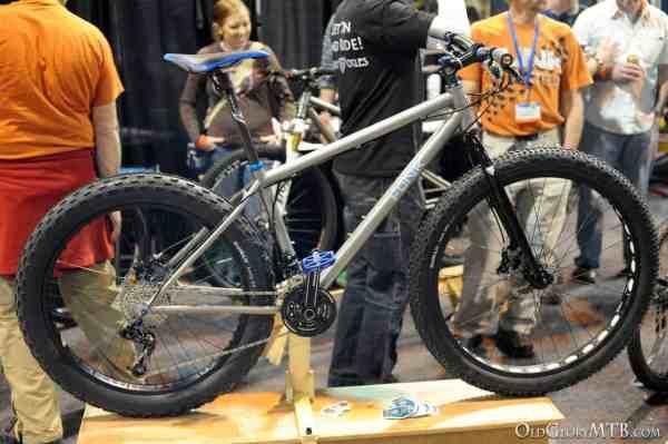 Funk Titanium Fat Bike