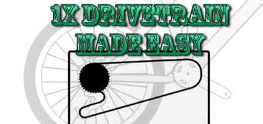 mountain bike 1X drivetrain guide