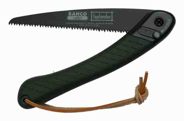 "Bahco Laplander 9"" folding saw"