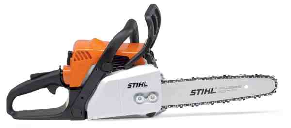 the Stihl 170 is a popular small chainsaw choice
