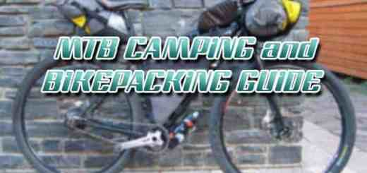 Bikepacking and Mountain Bike Camping Guide
