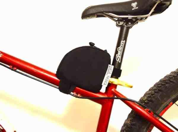 rear top tube mount - Oveja Negra