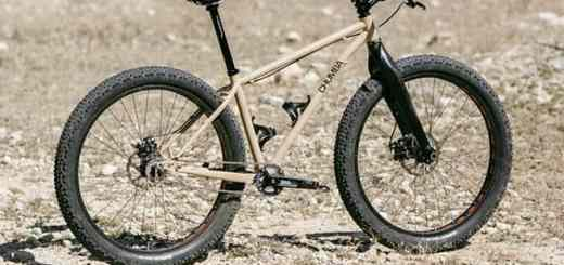 Chumba mid-fat 29+ mountain bike