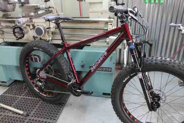 2015 Samsara Fat Bike