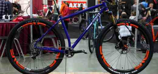 2015 Black Cat Bicycles NAHBS