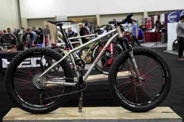 2015 Wiseman fat bike