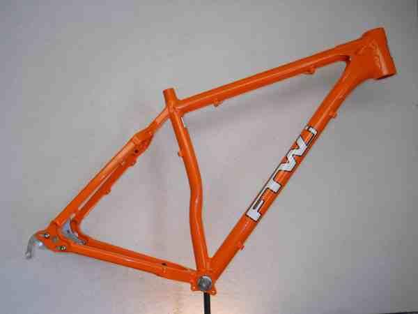 FTW 6061 aluminum MTB frame