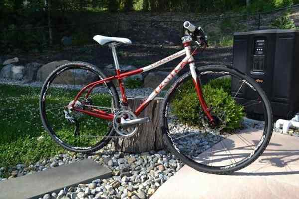 Vlad Cycles custom rigid