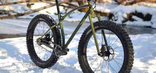 Sklar Rigid Fat Bike
