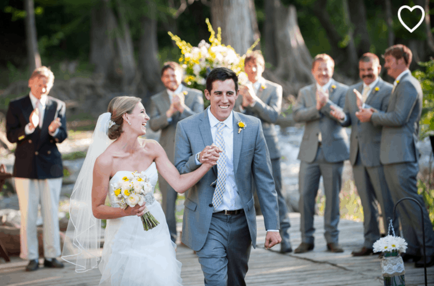 The Knot Real Weddings Feature Old Glory Ranch