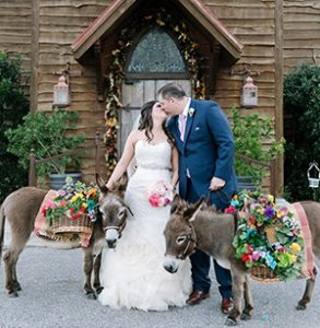 Real Weddings & Newsworthy Items
