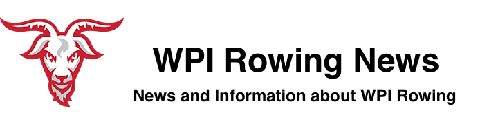WPI Rowing News