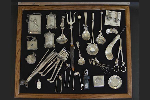 Silver Display