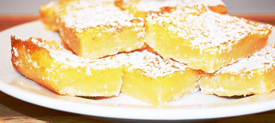 Grandma Allen's Lemon Squares