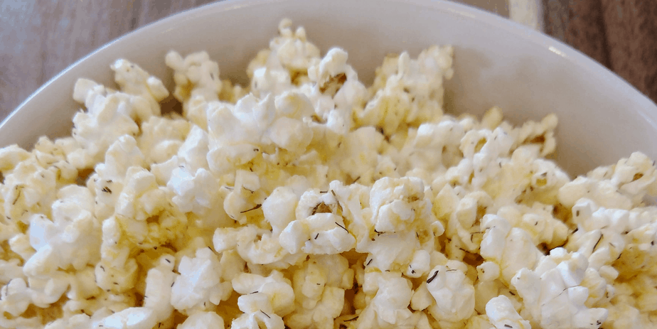 DIY Microwave Popcorn and Seasonings