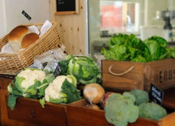 lake district farm produce