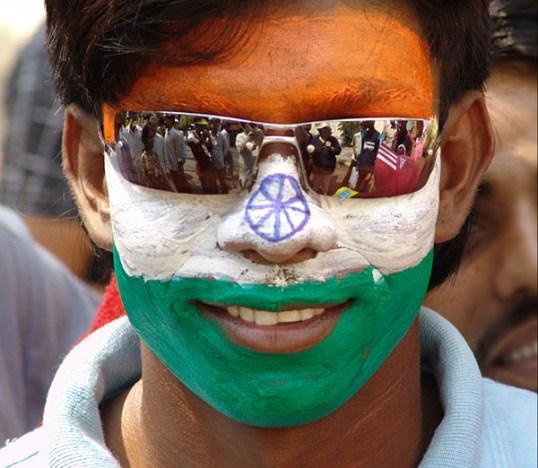 DSC00634_Indian cricket supporter_Bob Hindley