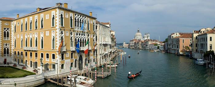 From Accademia Bridge