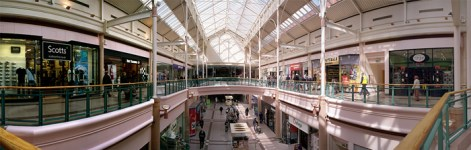 Spindles Shopping Mall