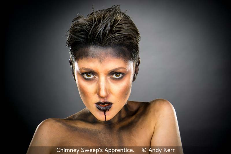 Andy Kerr_Chimney Sweep's Apprentice.