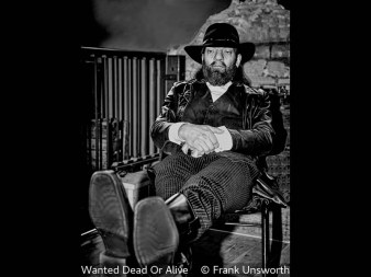 Frank Unsworth_Wanted Dead Or Alive