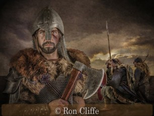 Very Highly Commended_Ron Cliffe_Viking Raiders
