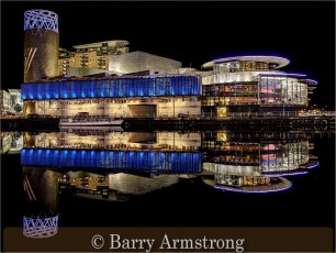 Reflections of Lowry Building