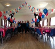 Old Headington Village Hall Queen's birthday 2016