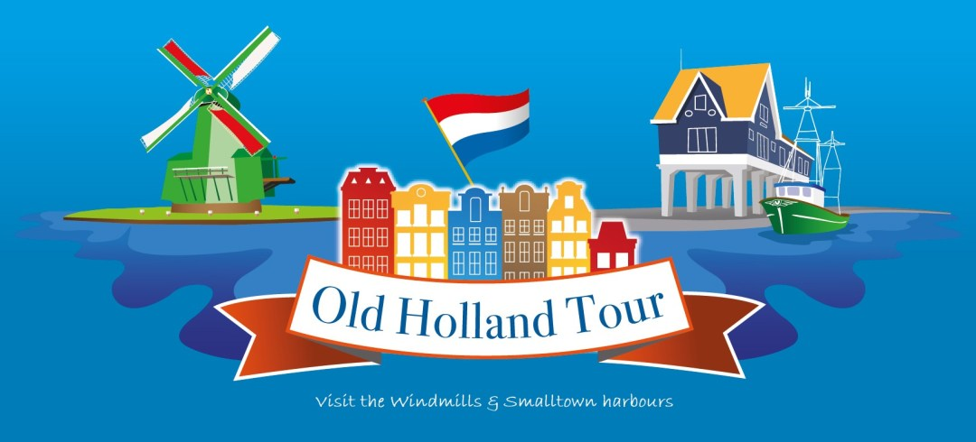 Old Holland Tour | Visit Traditional Dutch Villages | Public