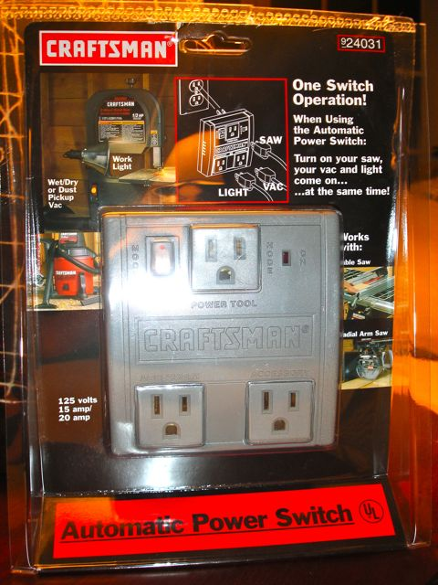 Our Old House Blog Archive Automatic Power Switch For HTPC