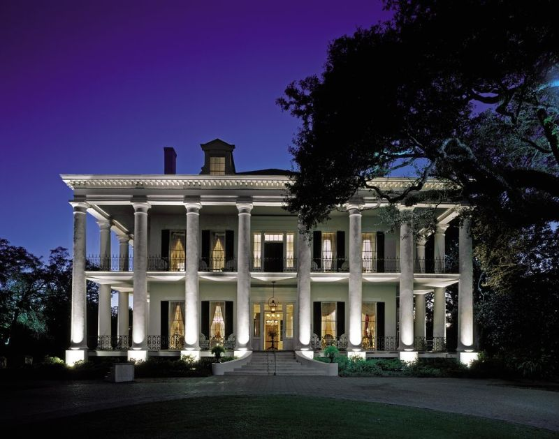Swell Dunleith Is A Greek Revival Historic Landmark In Natchez Complete Home Design Collection Papxelindsey Bellcom