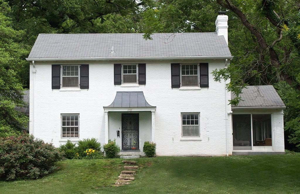 French Exterior Paint Colors