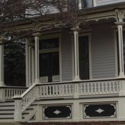 165 S.Gifford new porch