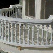 parade porch balustrade at 59 S. Gifford
