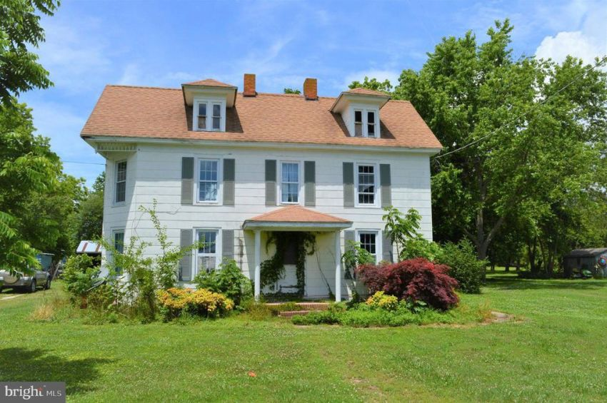 Maryland waterfront property with 2.75 acres under $60K
