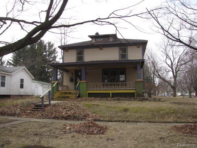 Michigan fixer upper foursquare $22K